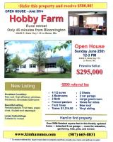 Minnesota Hobby Farm for sale